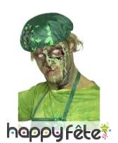 Faux sang vert de monstre, effet réaliste