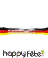 Guirlande Allemagne Belgique papier iris, 3m