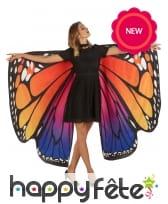Grandes ailes de papillon pour adulte, image 1