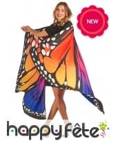 Grandes ailes de papillon pour adulte, image 3