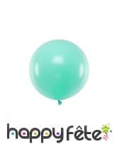 Grand ballon rond de 60 cm, image 2