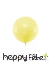 Grand ballon rond de 60 cm, image 3
