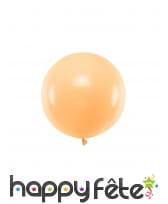 Grand ballon rond de 60 cm, image 5