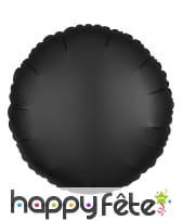 Grand ballon rond en alu couleur unie de 43 cm, image 1