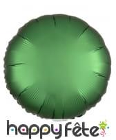 Grand ballon rond en alu couleur unie de 43 cm, image 4