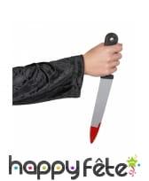 Grand couteau ensanglanté, image 2