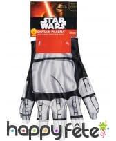Gants Captain Phasma pour adulte, Star Wars 7, image 2