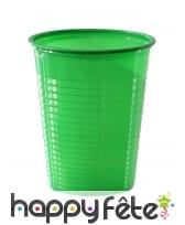 Gobelets de 20cl en plastique, image 2