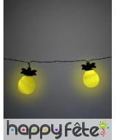 Guirlande d'ananas lumineux, 210cm, image 1