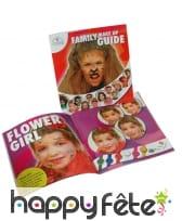 Guide de maquillage carnaval