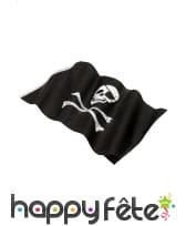 Grand drapeau pirate
