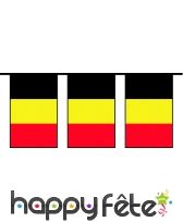 "Guirlande de pavillons ""Belgique"""