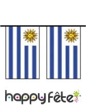 """Guirlande de pavillons """"Uruguay"""""""