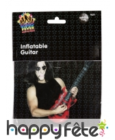 Guitare gonflable, image 2