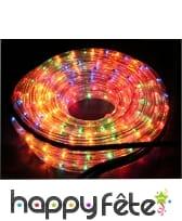 Guirlande led multicolore de 8m