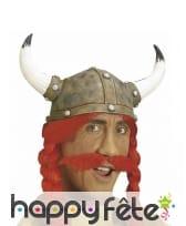 Grosses moustaches rousse de gaulois, image 1