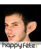 Grandes oreilles en latex