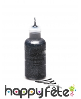 Gel paillettes professionnel Mehron flacon 15 ml, image 1