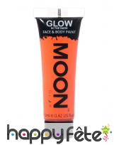 Gel visage et corps phosphorescent, Moonglow, image 3