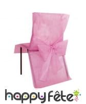 Housses de chaise avec noeud, 50x95cm, image 8