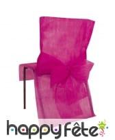 Housses de chaise avec noeud, 50x95cm, image 3