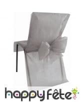 Housses de chaise avec noeud, 50x95cm, image 4