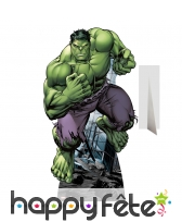 Hulk en carton taille réelle