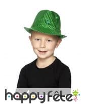 Justin à sequins verts lumineux, image 2