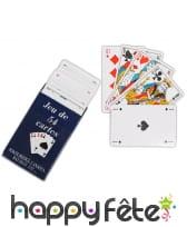 Jeu de 54 cartes, traditionnel