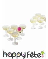 Jeu de boisson Prosecco Pong, image 1