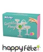 Jeu de boisson Sparkling pong, image 2