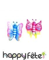 Jouet papillon avec corps collant