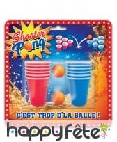 Jeu Shooter Pong