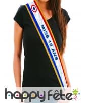 Kit anniversaire de Miss 18 ans, image 1
