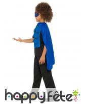 Kit bleu de super héro pour enfant, image 1