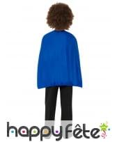Kit bleu de super héro pour enfant, image 2