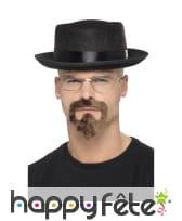 Kit bouc et chapeau de Heisenberg, breaking bad