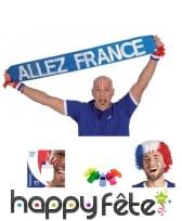 Kit complet de supporter Français, image 1