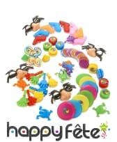 Kit de 64 jouets pour pinata