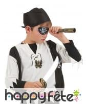Kit d'accessoires de pirate pour enfant, image 1