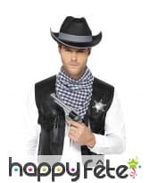 Kit de cowboy pour adulte