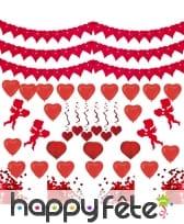 Kit de décorations pour la Saint Valentin