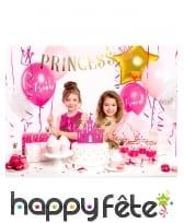 Kit de décos pour anniversaire de princesse, image 1