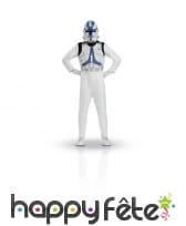 Kit de déguisement clone Trooper pour enfant