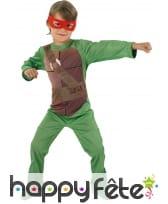 Kit de deguisement licence tortue ninja
