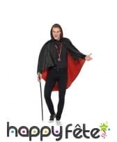 Kit de femme vampire avec cape réversible, image 1