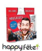 Kit de grosses oreilles humoristique Bugalugs, image 1