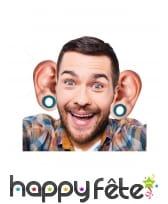 Kit de grosses oreilles humoristique Bugalugs