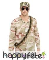 Kit d'homme de l'armée