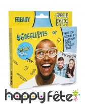Kit de lunettes délirantes Goggle Eyes, image 1